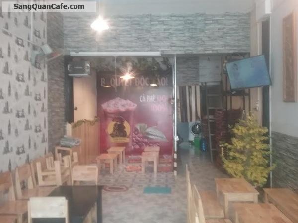Sang quán cafe đường Nguyễn Đức Thuận