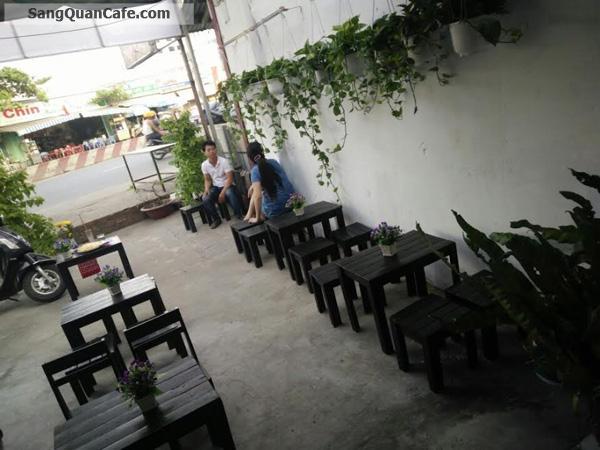 Sang quán cafe đường Nguyễn Hữu Thọ