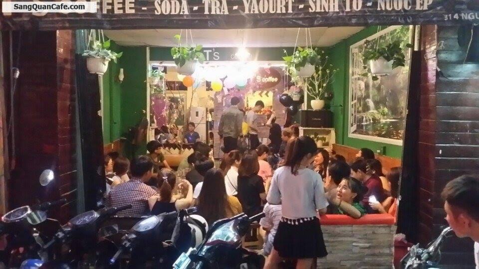 Sang quán cafe đường Nguyễn Oanh,