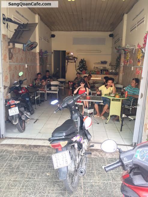 Sang quán Cafe đường Nguyễn Oanh