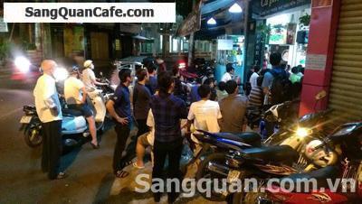 Sang quán cafe đường Nguyễn Thái Bình