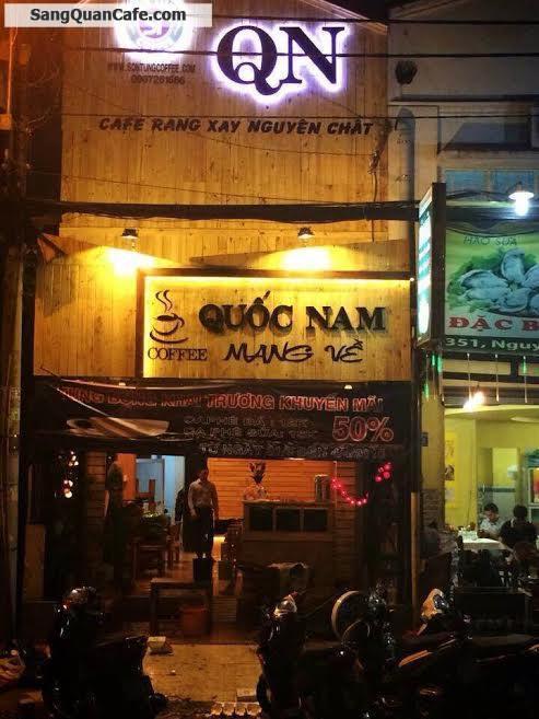 Sang quán cafe đường Nguyễn Thượng Hiền
