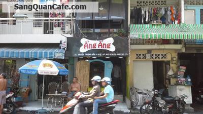 Sang Quán Cafe đường Nguyễn Thượng Hiền, F.4, Q.3