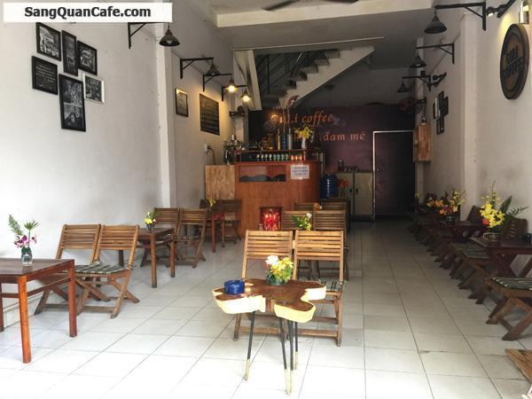 Sang Quán Cafe đường Nguyễn Trãi