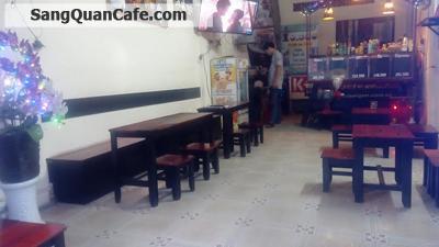 Sang quán Cafe đường Nguyễn Văn Lượng