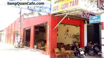 Sang quán cafe đường Nguyễn Văn Quá