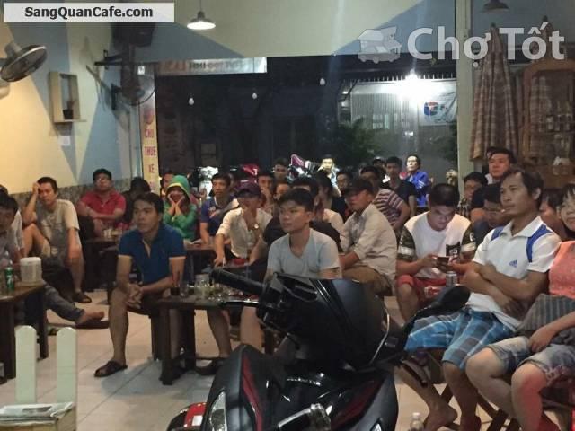 Sang quán Cafe đường Nơ Trang Long