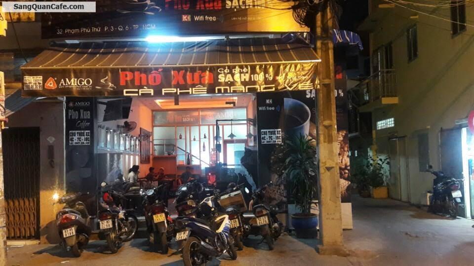 Sang quán cafe đường Phạm Phú Thứ