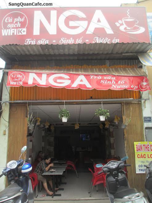 Sang Quán Cafe đường Phạm Thế Hiển