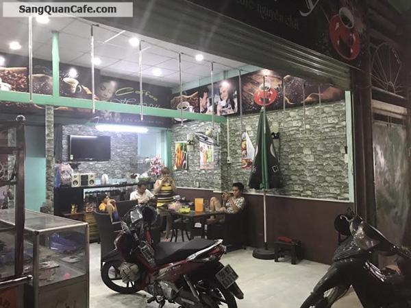 Sang quán cafe đường Phạm Văn Chiêu