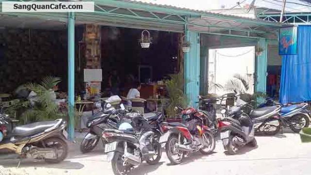 Sang quán cafe đường Phan Huy Ích