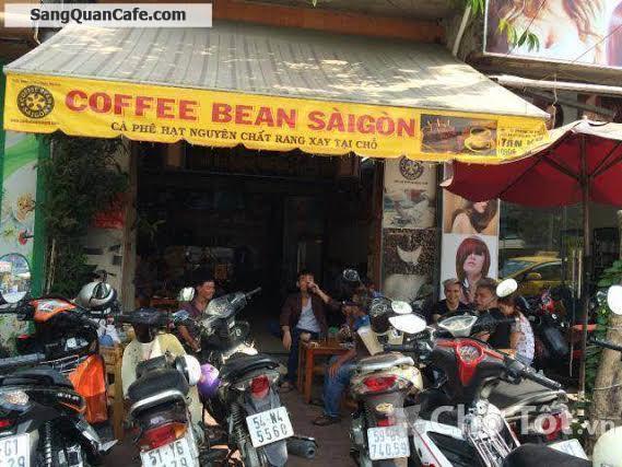 Sang quán cafe đường phan Văn Hơn