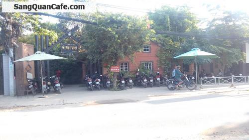 Sang quán Cafe đường Phan Văn Hớn