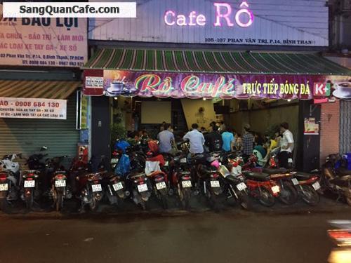 Sang quán cafe đường Phan Văn Trị