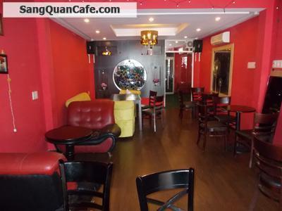 Sang quán cafe đường Phan Văn Trị, Q.Gò Vấp