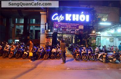 Sang quán cafe đường Phan Xích Long