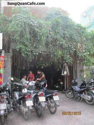 Sang quán cafe đường Phan Xích Long quận Phú Nhuận