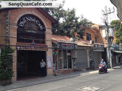 Sang quán cafe đường Phùng Văn Cung