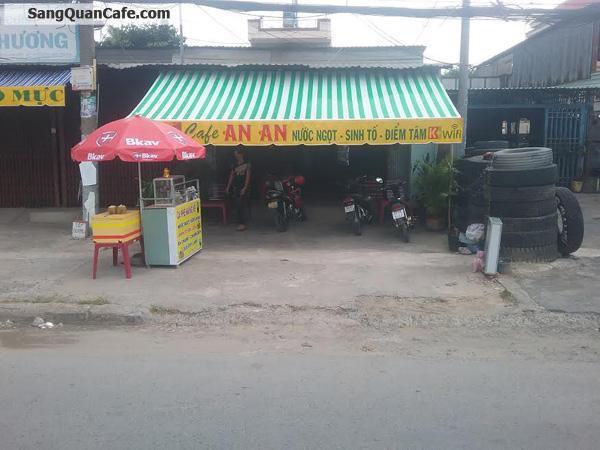 Sang quan cafe đường quốc lộ 22