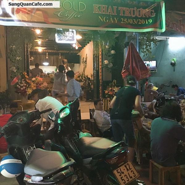 Sang quán Cafe Đường Song Hành Quận 9