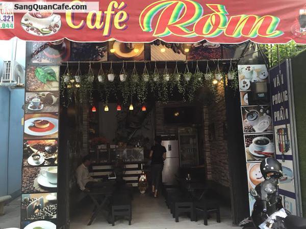 Sang quán cafe đường Thạch Lam