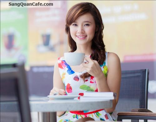 Sang quán cafe đường Thống Nhất