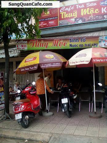 Sang quán cafe đường Tô Ký