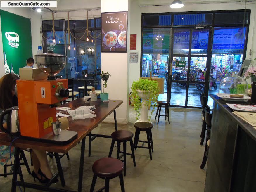Sang quán cafe đường Tô Vĩnh Diện