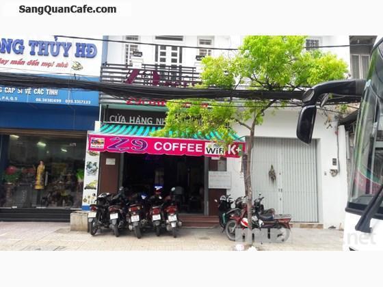 Sang quán cafe đường Trần Hưng Đạo