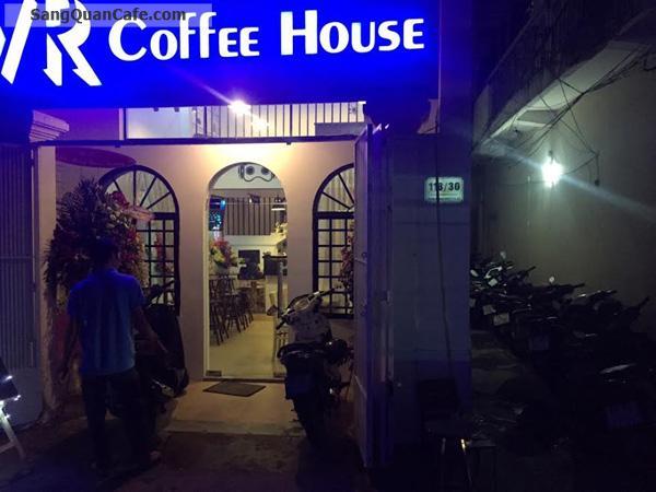 Sang quán cafe đường Trần Quang Diệu