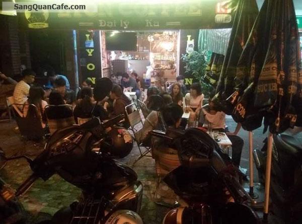 Sang quán cafe đường Trần Quang Khải