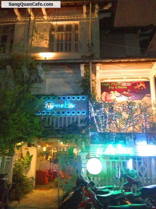 Sang quán cafe đường Tú Xương quận 3