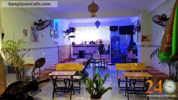 Sang quán cafe đường Văn Chung
