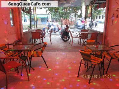 Sang quán cafe đường Vĩnh Lộc Bình Chánh