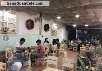 Sang quán cafe đường Võ Văn Dậy Hóc Môn