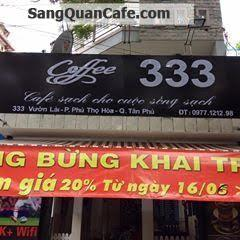 Sang quán cafe đường Vườn Lài