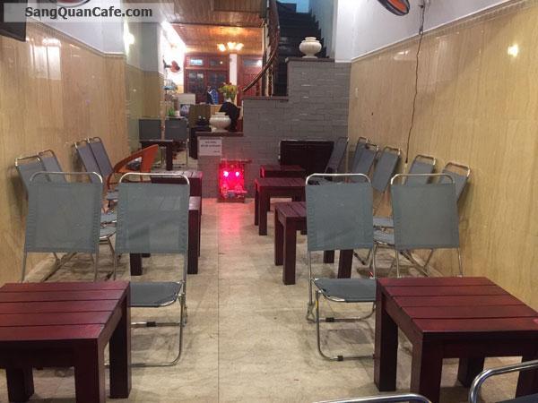 Sang quán cafe gần cầu Lê Văn Sỹ
