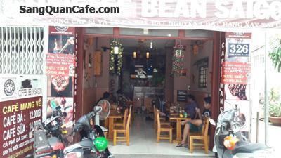 Sang quán cafe gần cầu Nguyễn Văn Cừ