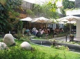 Sang quán cafe gần chợ Bà Điểm, Hóc Môn