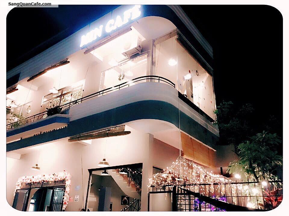 Sang quán cafe gần chợ Gò Vấp
