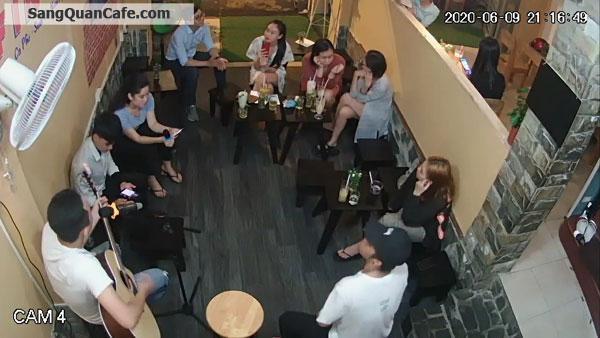 Sang quán Cafe gần đại học hutech...