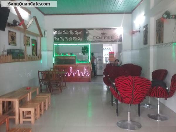 Sang quán cafe gần MeTro quận 12