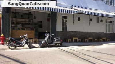 Sang quán cafe gần sân bây TSN Quận Tân Bình