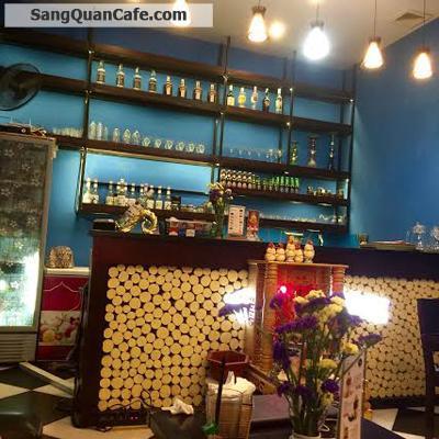 Sang quán cafe gần toà tháp đôi vincom Bà Triệu