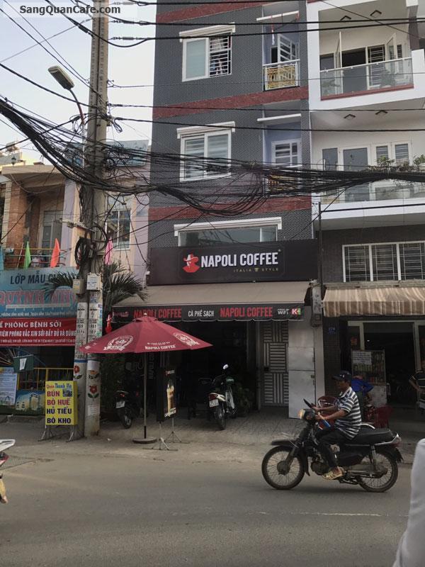 Sang Quán Cafe gần Trung Tâm AEOn Tân Phú