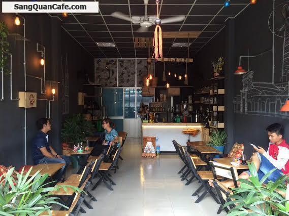 Sang Quán Cafe Ghế Gỗ , Gần CĐ Công Thương