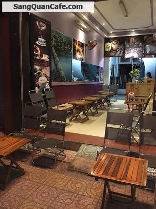 Sang Quán Cafe Ghế Gỗ