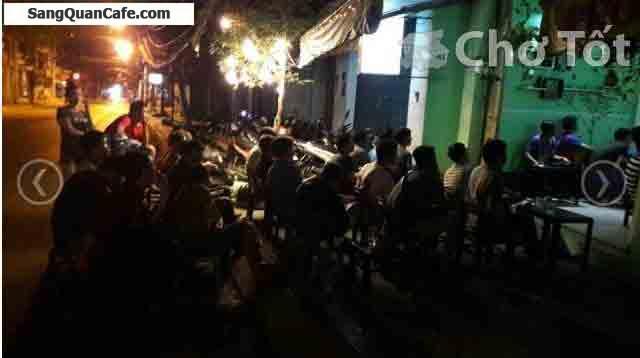 Sang quán cafe ghế gỗ đường Cây Trâm