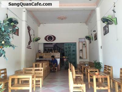 Sang quán cafe ghế gỗ giá rẻ