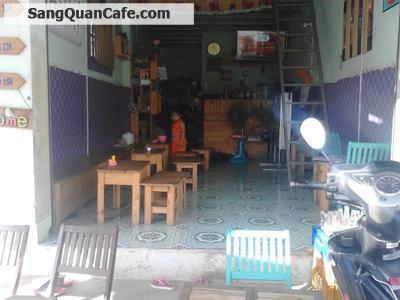 Sang quán cafe ghễ gỗ giá rẻ Bình Chánh